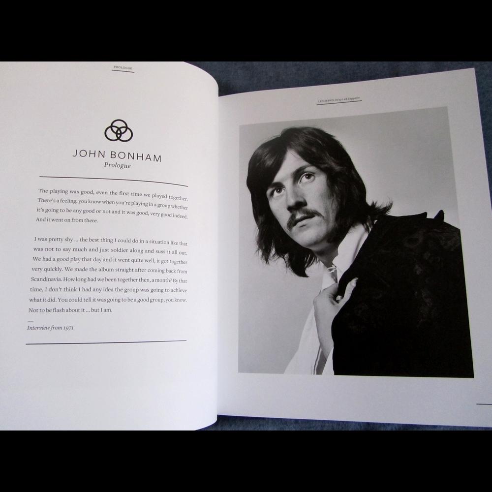 Livre : Led Zeppelin by Led Zeppelin Img_0240