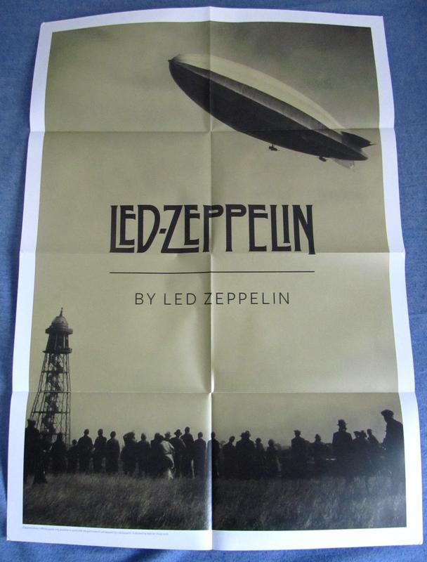 Livre : Led Zeppelin by Led Zeppelin Img_0241