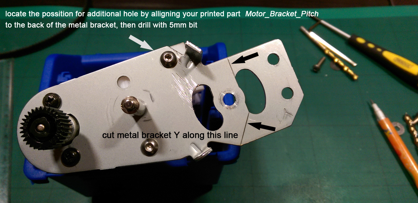FFB Yoke v1 Instructions Bracke12