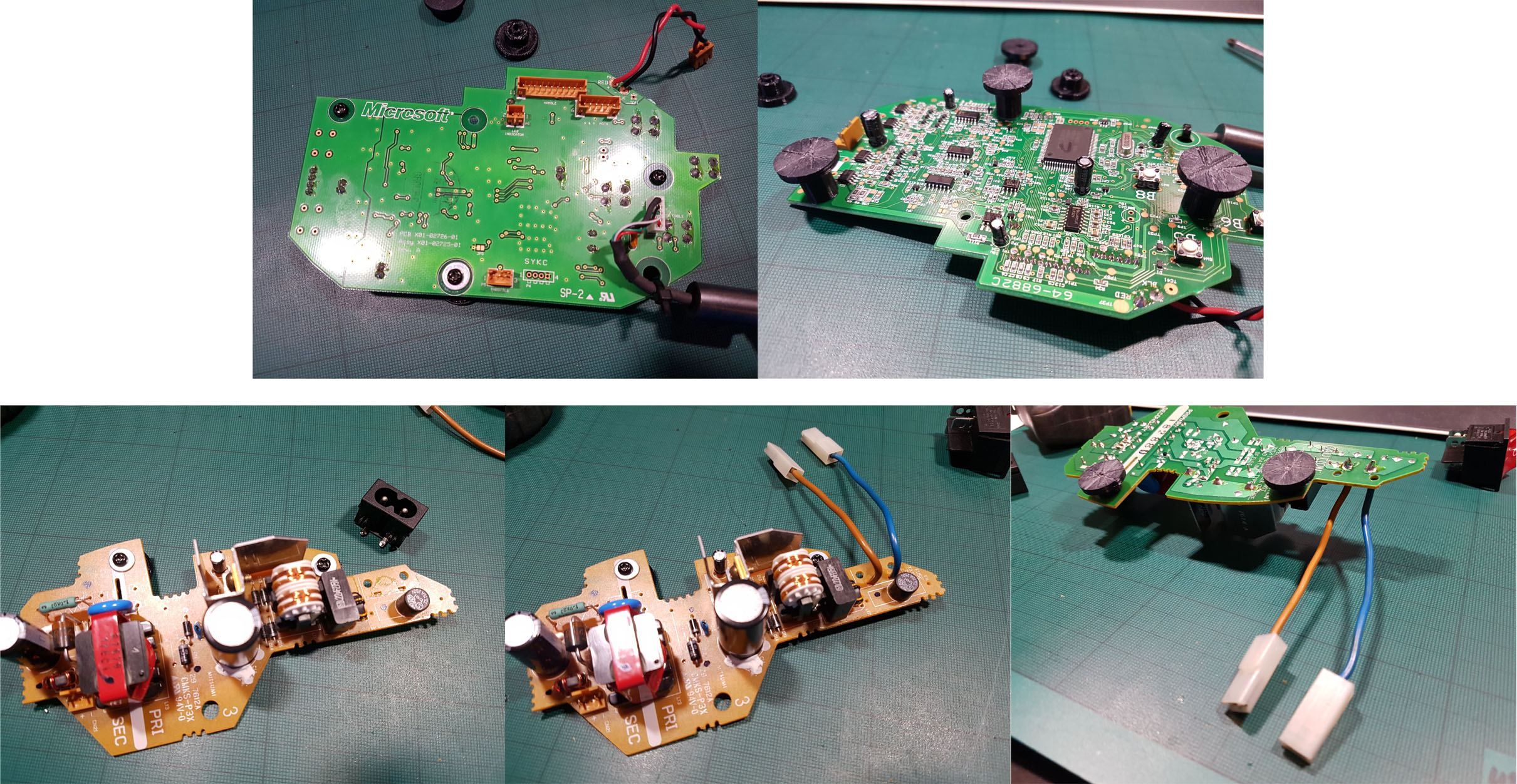 FFB Yoke v1 Instructions Pcbs10