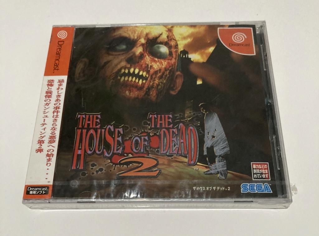 [Est] House of the Dead 2 Dreamcast neuf Japon Img_5013