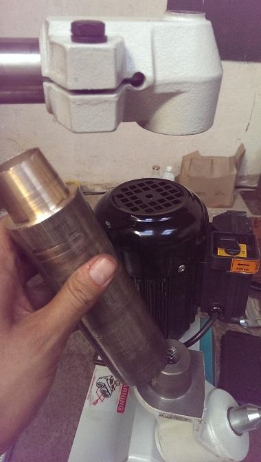 Modification Entraîneur Lurem AF32 – pivot 360 ° de l'ensemble moteur/roues 7_sect10