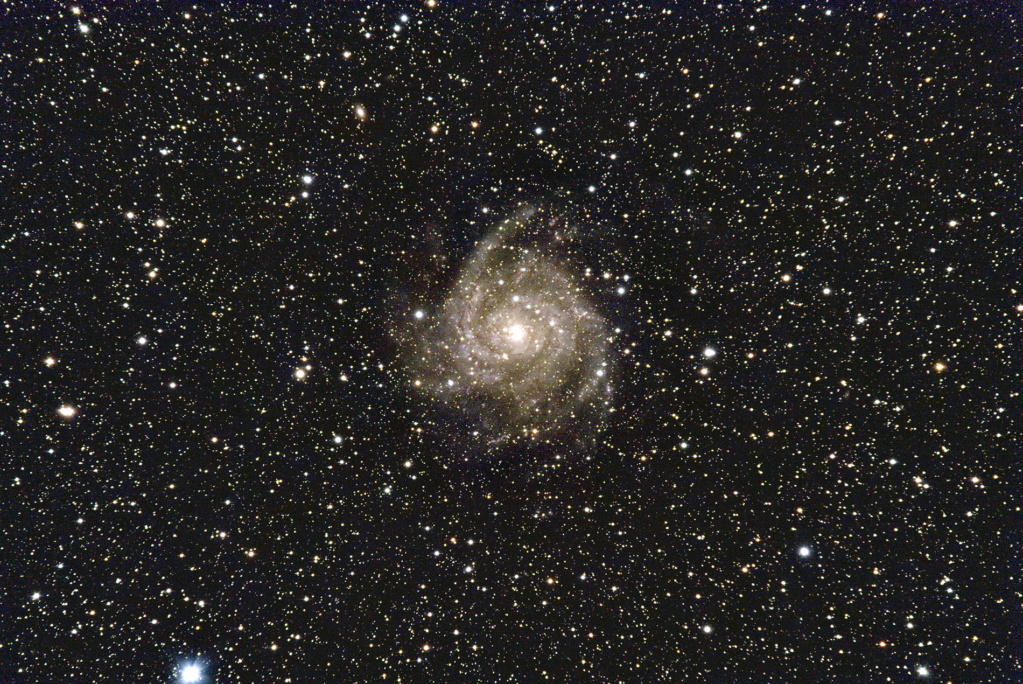 IC 342 Galaxie spirale  Ic342_11