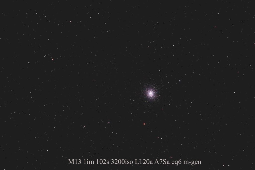 Test autoguidage M-GEN sur M13 M13_1i11