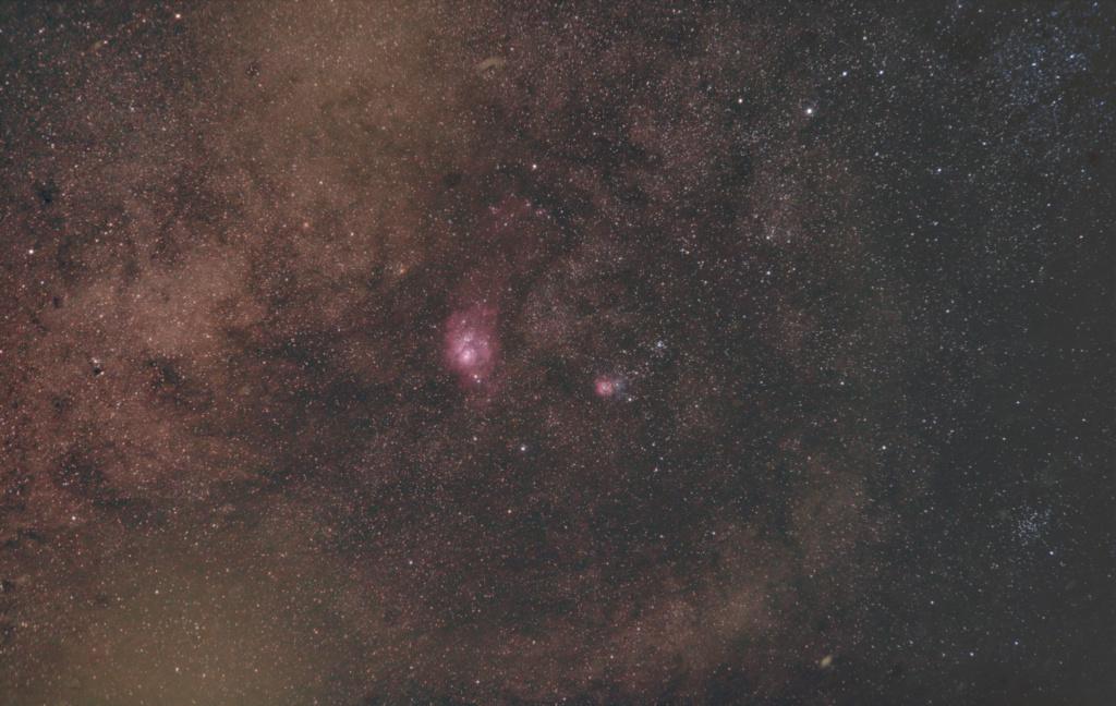 M8 M20 M23 Sagitaire M8_m2010