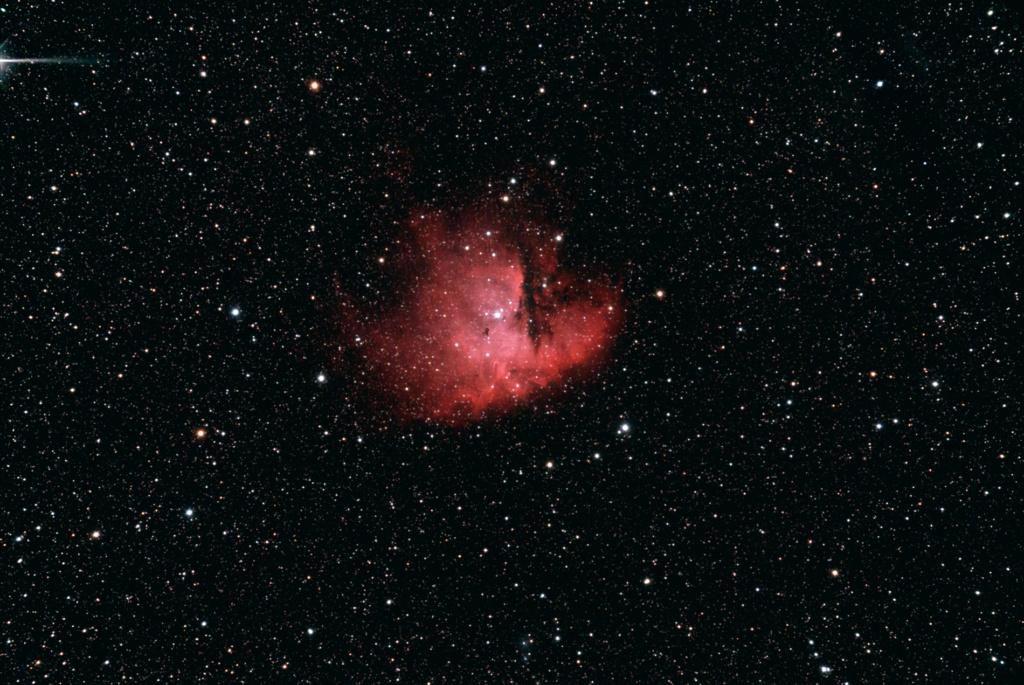 NGC 281 Cassiopée Ngc28111