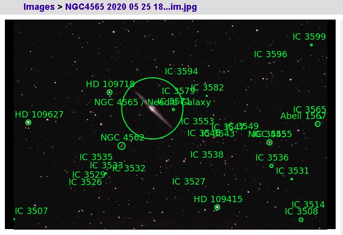 NGC4565 Ngc45611