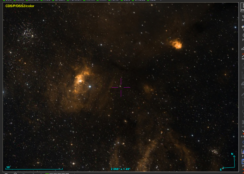 NGC7635 et ses copines Ngc76314