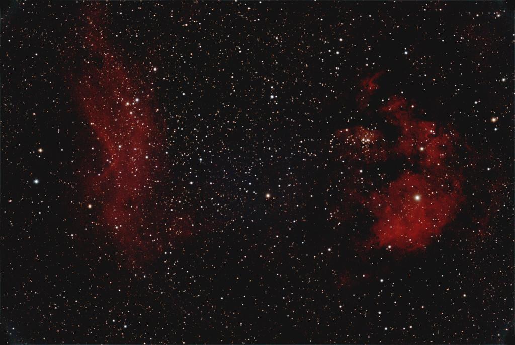 NGC7822 une nuit d'après pleine lune Ngc78214