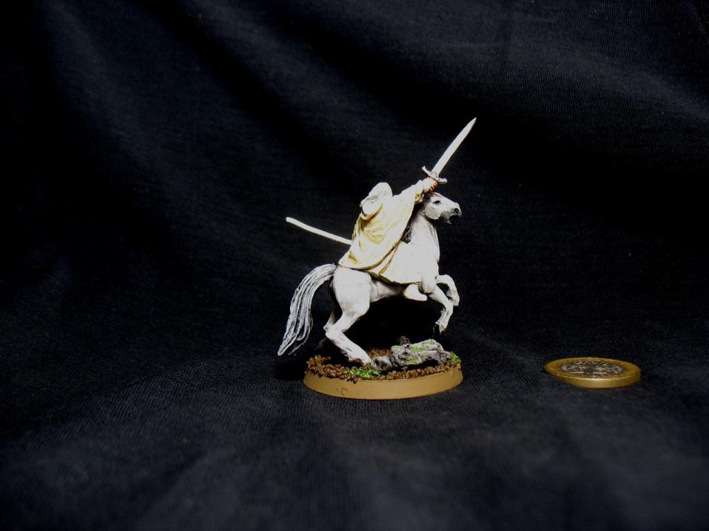 Gandalf le Blanc sur Shadowfax G210