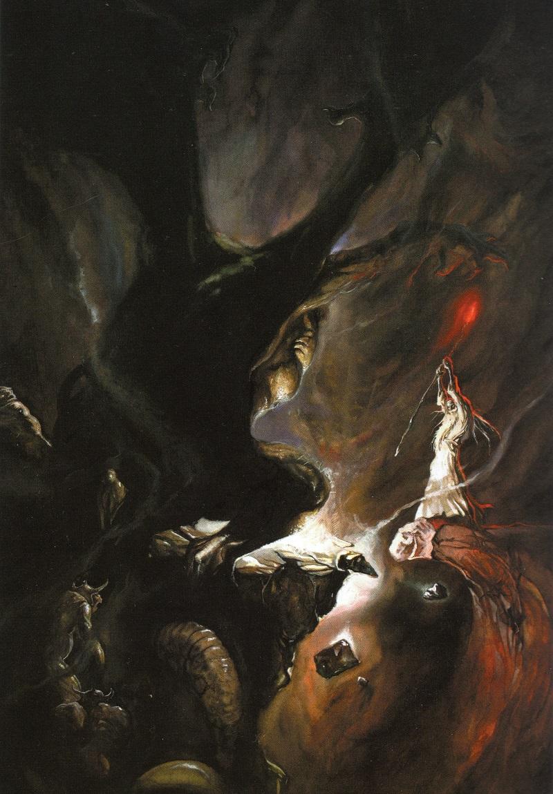 Les oeuvres de J. Howe et A. Lee, illustrateurs de Tolkien Img01110