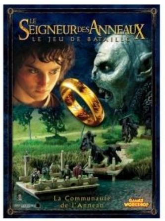 ACHAT livres supplément, La communauté, Gondor en flammes. Screen11