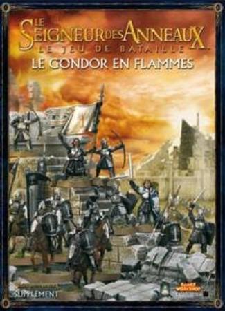 ACHAT livres supplément, La communauté, Gondor en flammes. Screen12