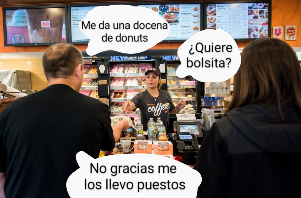 Oh lala, la  Pedroche,  el tópic  del  #teamatabal - Página 3 Dunkin10