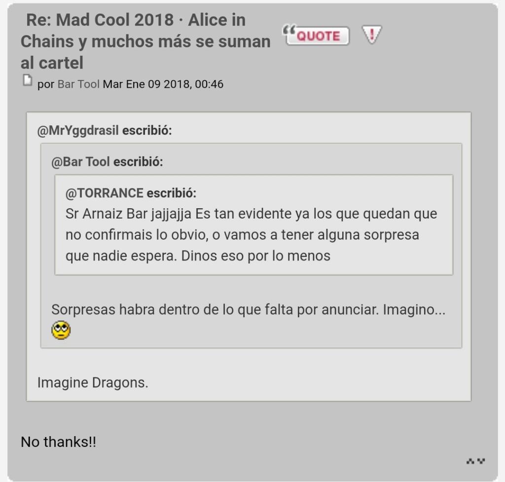 Mad Cool 2022: Metallica • Faith No More • St. Vincent • Deftones• Parcels • Phoebe Bridgers • Beabadoobee • Tom Misch y muchos más • ¡Vuelve el ruoc! Img_2026
