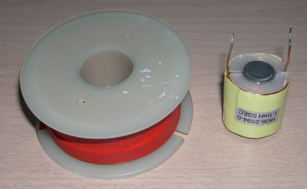 Upgrade del filtro Bobina10