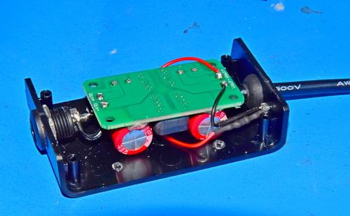 Filtro de ruido para DC Dc210