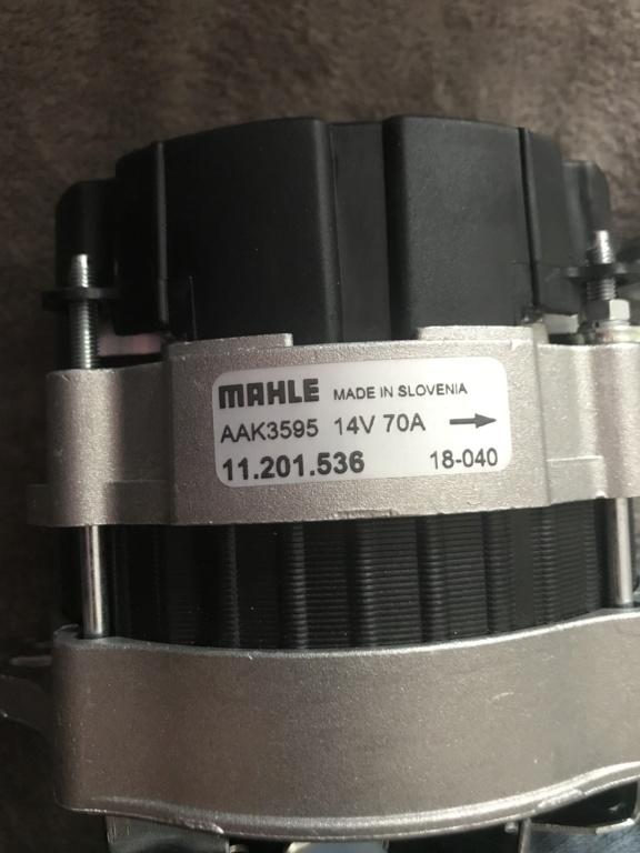 Installer un alternateur sur renault 56 5cf11310
