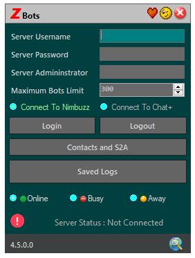 zBot version 4.5   Cool Updates Captur15
