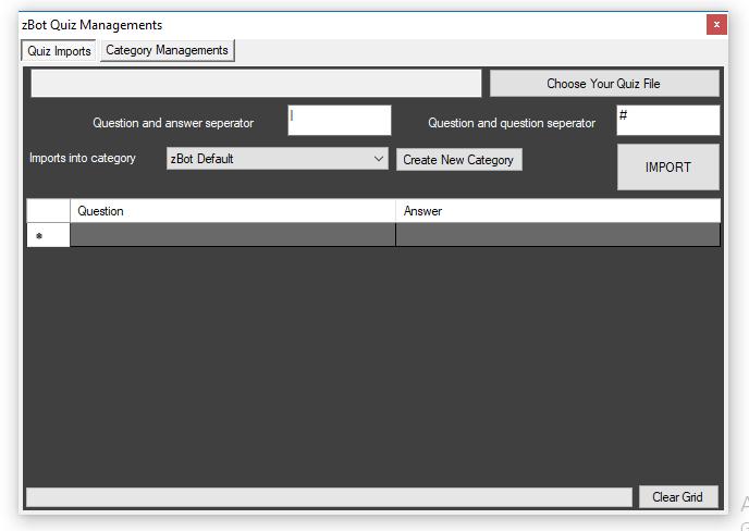 Zbot 7.2 version updated Captur23