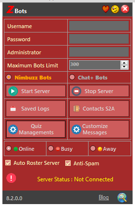 zBot Version 8.2 | New Updates | Greetings Delay Added For Chat+ Captur26