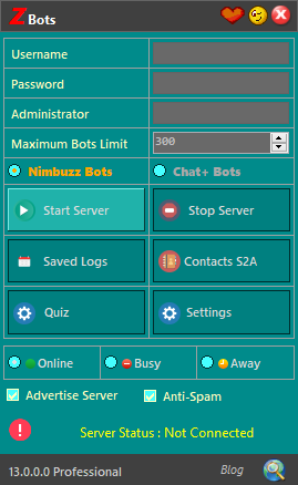 zBot 13.5 Released | New Server for Chat+ Captur30
