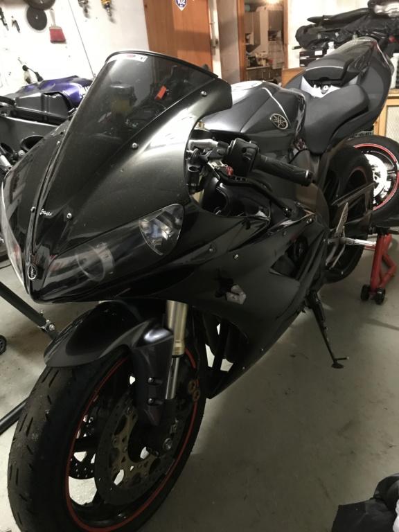 Yamaha R1 2004 4500 euro vendu Ed3e8b10