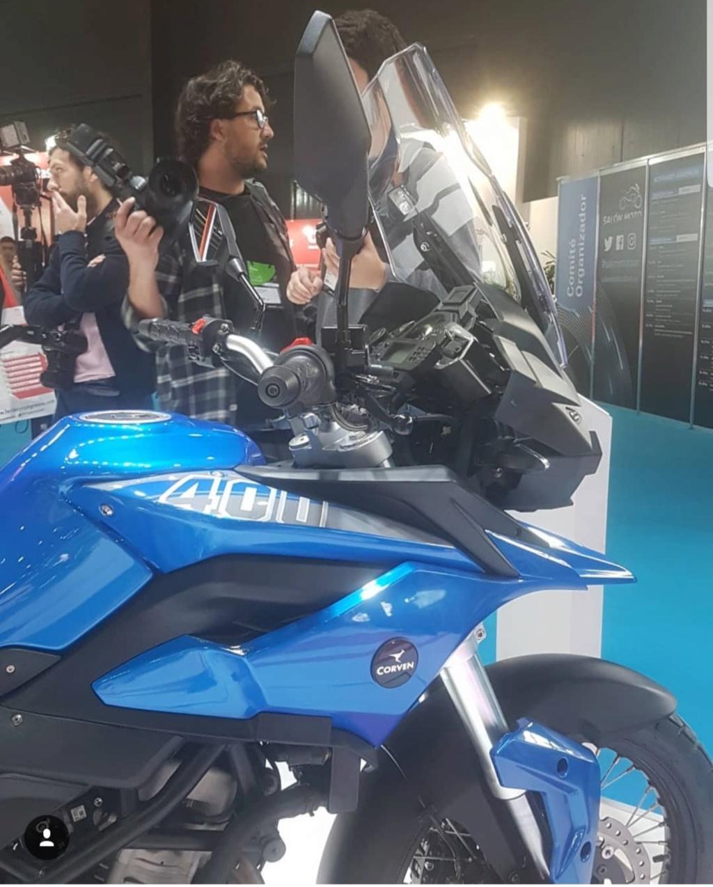 SALON INTERNACIONAL DE LA MOTOCICLETA ARGENTINA 20181012