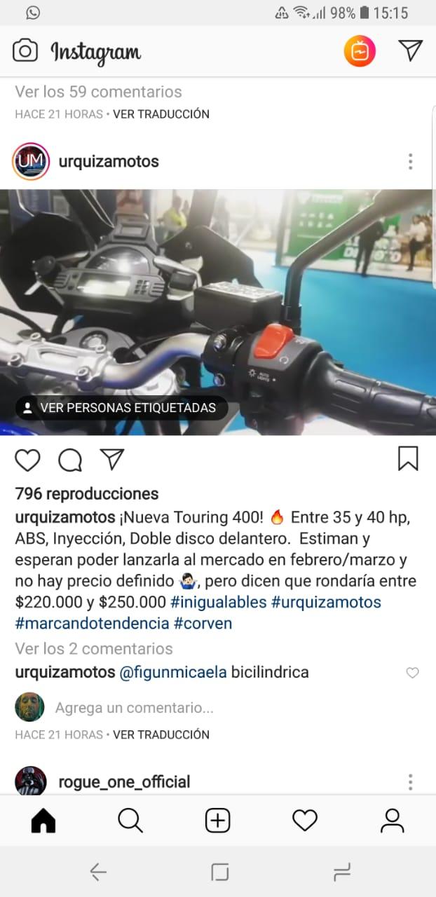 SALON INTERNACIONAL DE LA MOTOCICLETA ARGENTINA Whatsa10