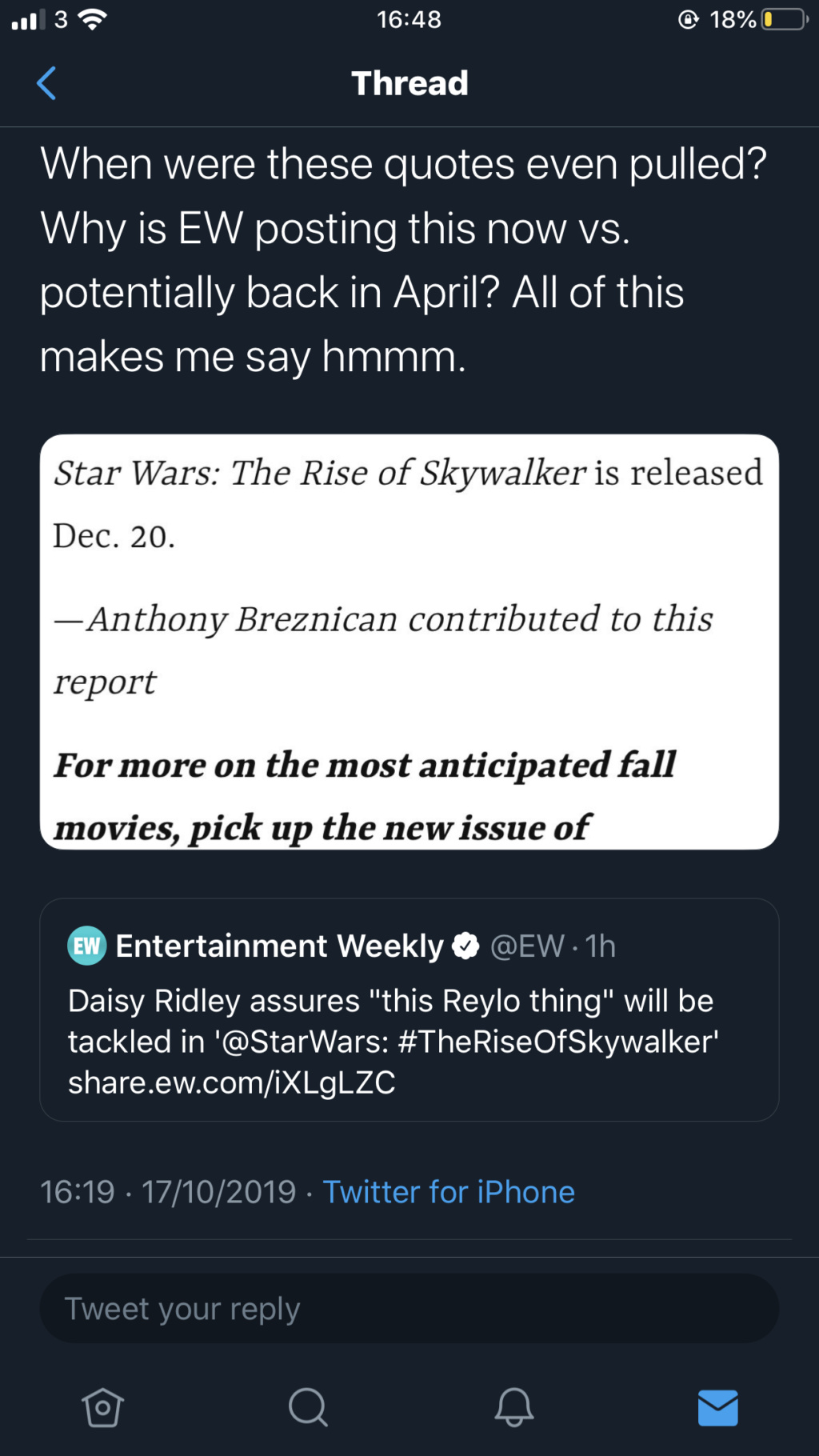 Episode IX: Spoilers and Rumors - Page 5 4755a010