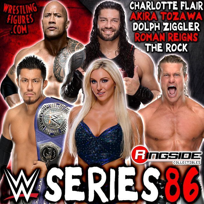 WWE Superstars Series 086 (2018) 1365