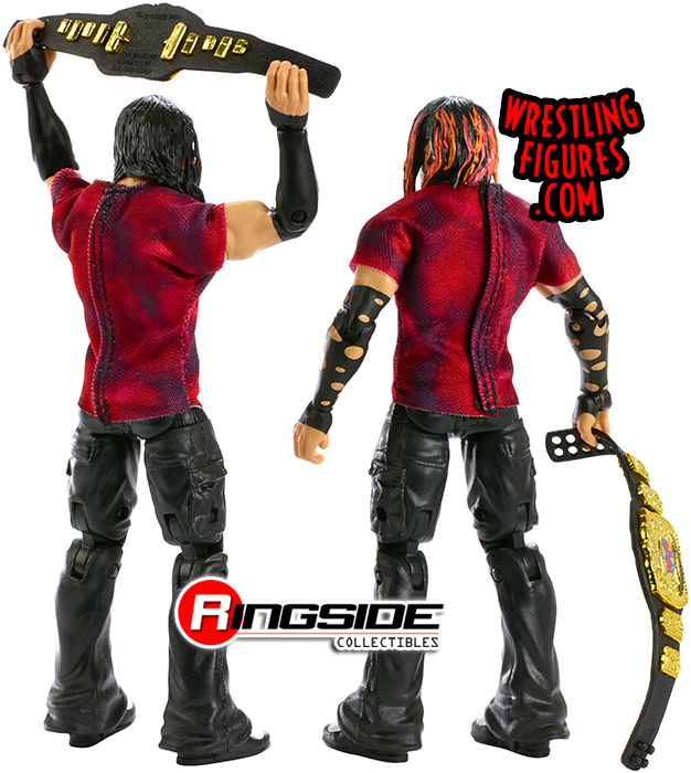Brood Hardy Boyz Elite 2 Pack Ringside Exclusive (2019) Tr1310