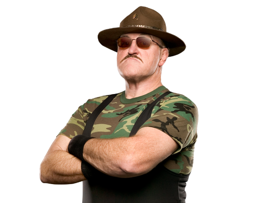Sergent Slaughter (4) Tr231