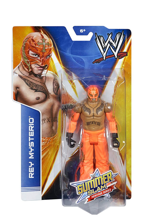 "WWE Basic Figures Serie ""SummerSlam 2014"" (2014) Tr331"
