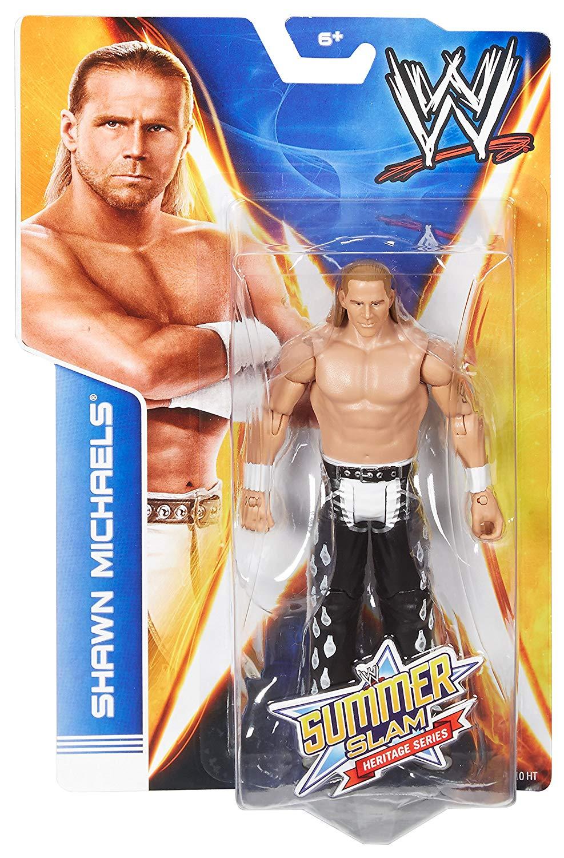 "WWE Basic Figures Serie ""SummerSlam 2014"" (2014) Tr333"
