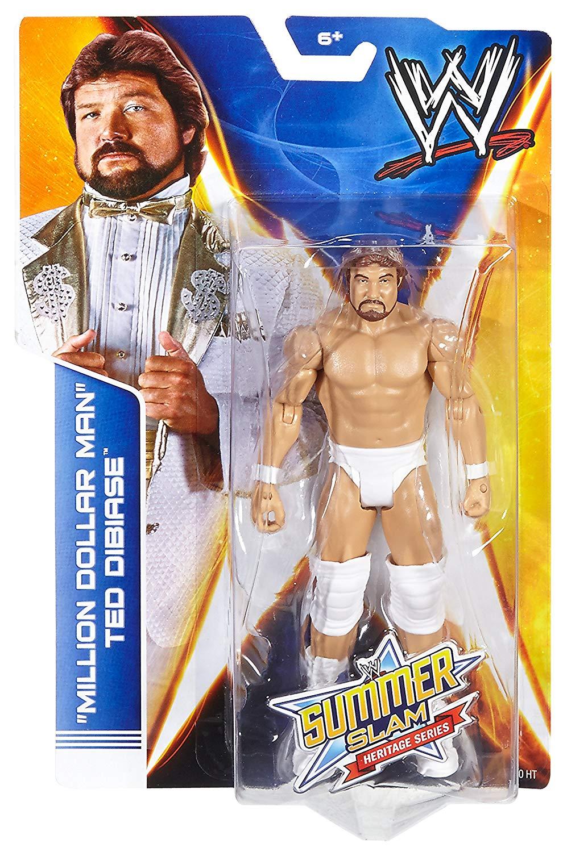 "WWE Basic Figures Serie ""SummerSlam 2014"" (2014) Tr335"