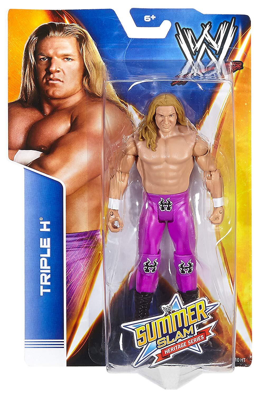 "WWE Basic Figures Serie ""SummerSlam 2014"" (2014) Tr337"