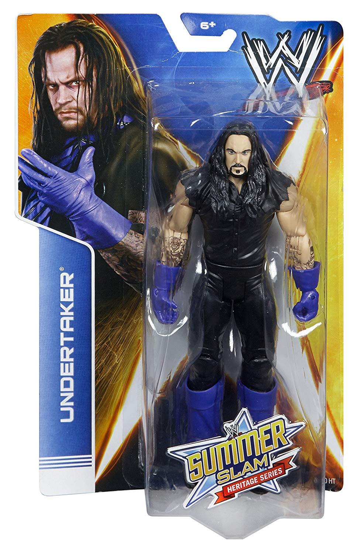 "WWE Basic Figures Serie ""SummerSlam 2014"" (2014) Tr339"