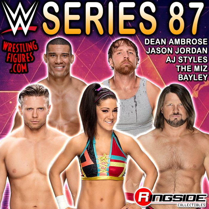 WWE Superstars Series 87 (2018) Tr894