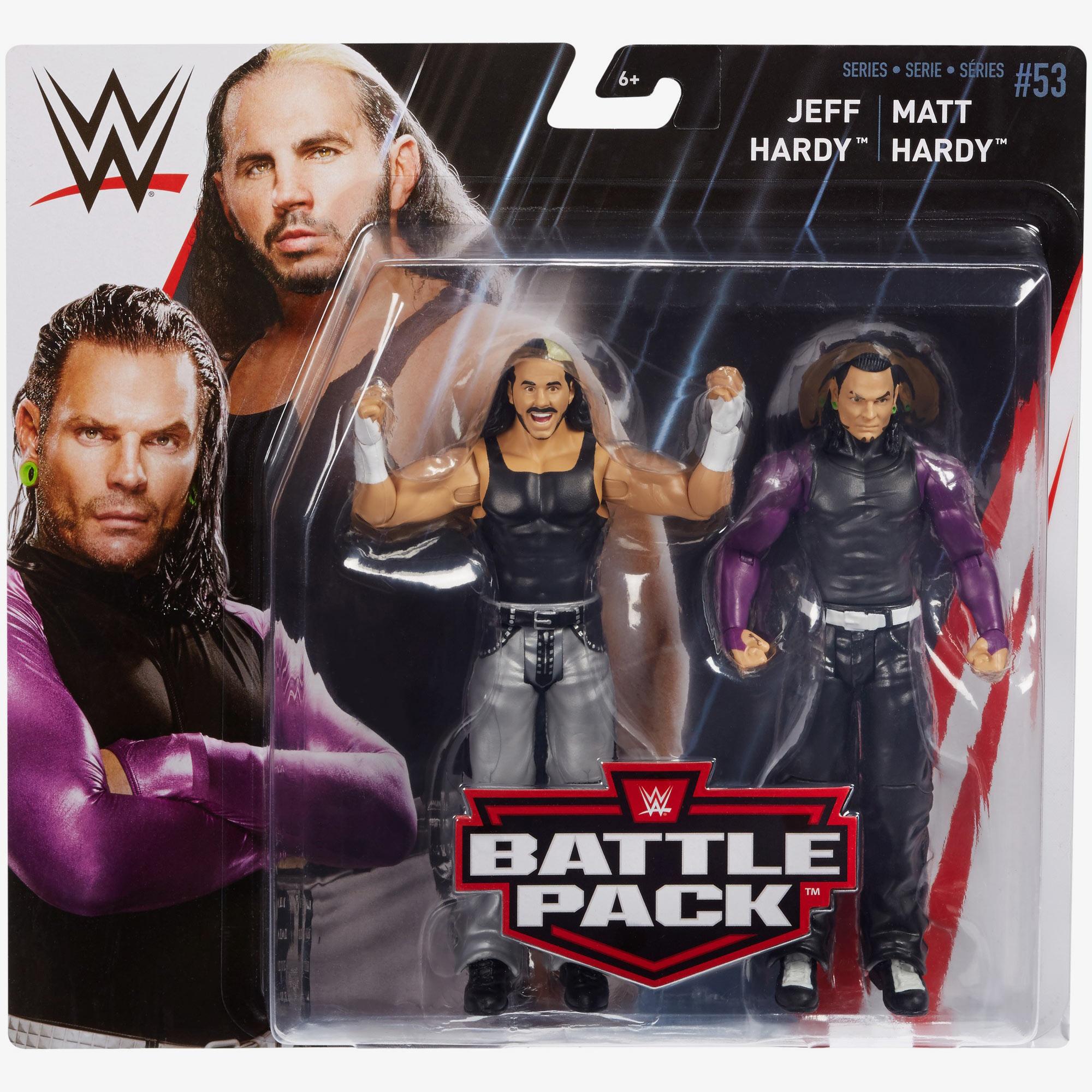 WWE Battle Pack Series 53 (2018) Truc400