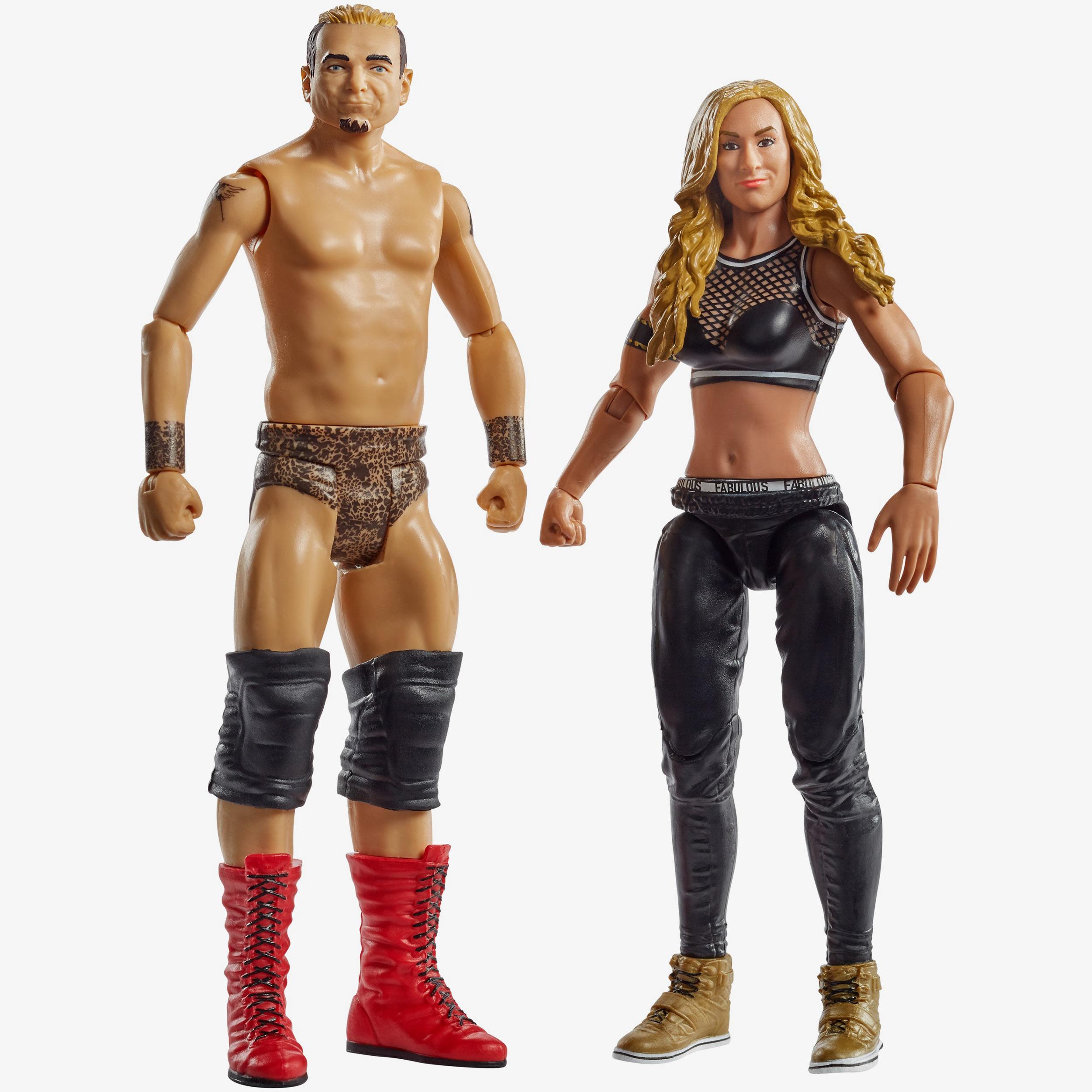 WWE Battle Pack Series 53 (2018) Truc403