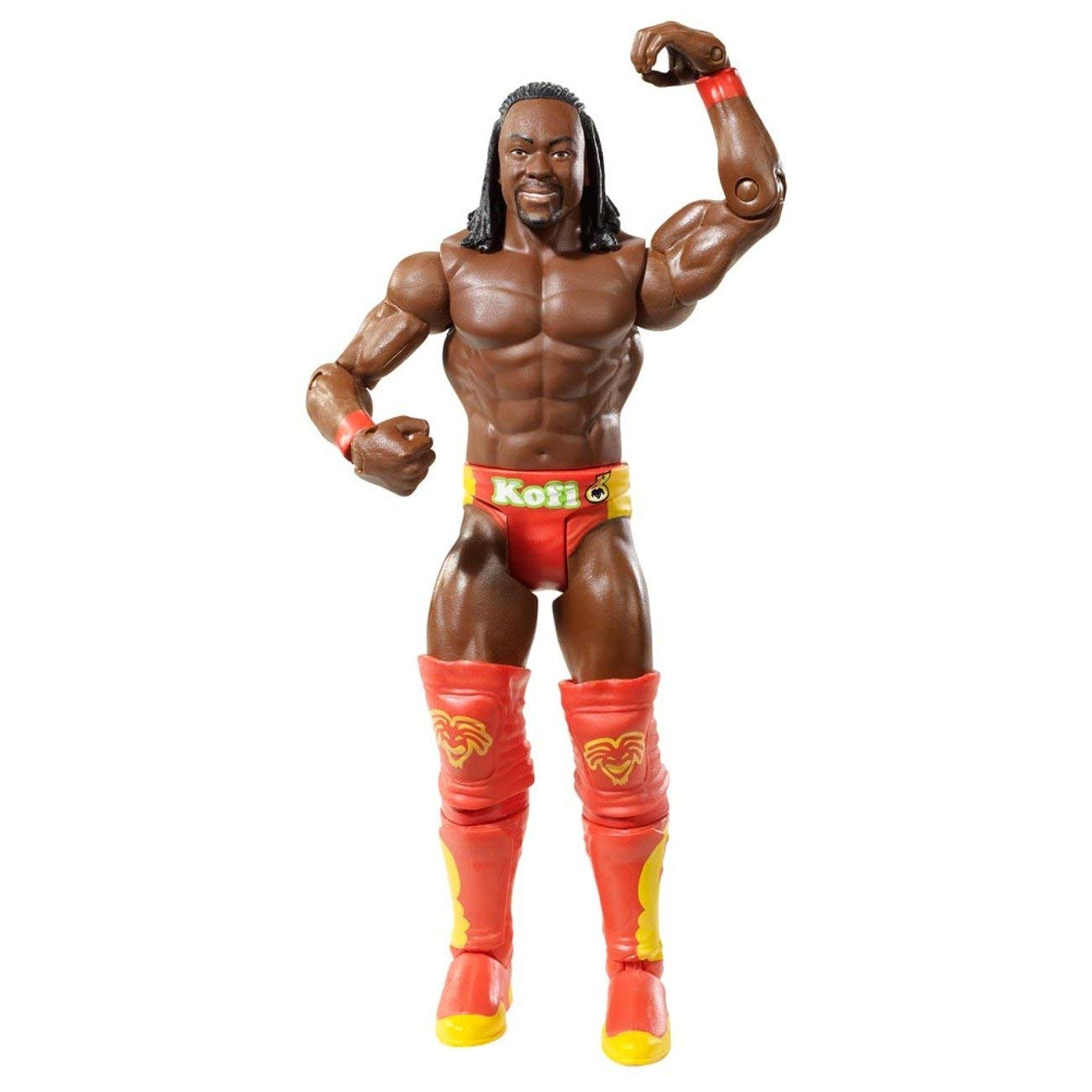 WWE Basic Figures Serie 010 (2010) Truc483