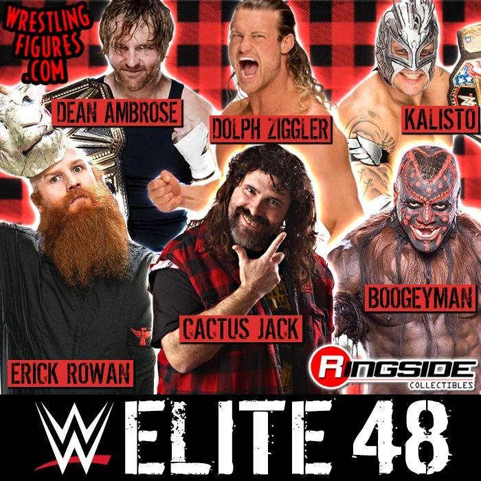 WWE Elite Serie 048 (2016) Truc602