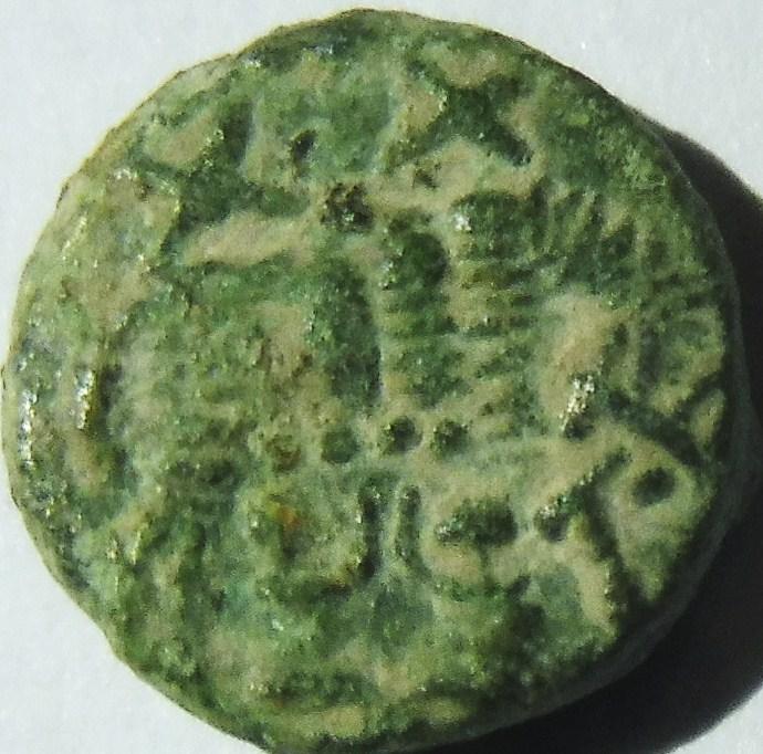 Nummus, période théodosienne P1140416