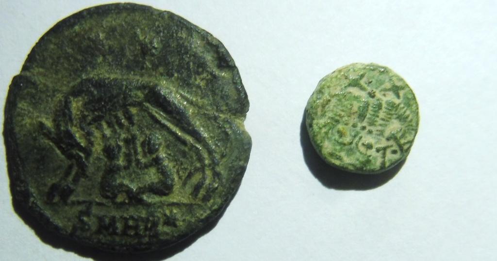 Nummus, période théodosienne P1140417