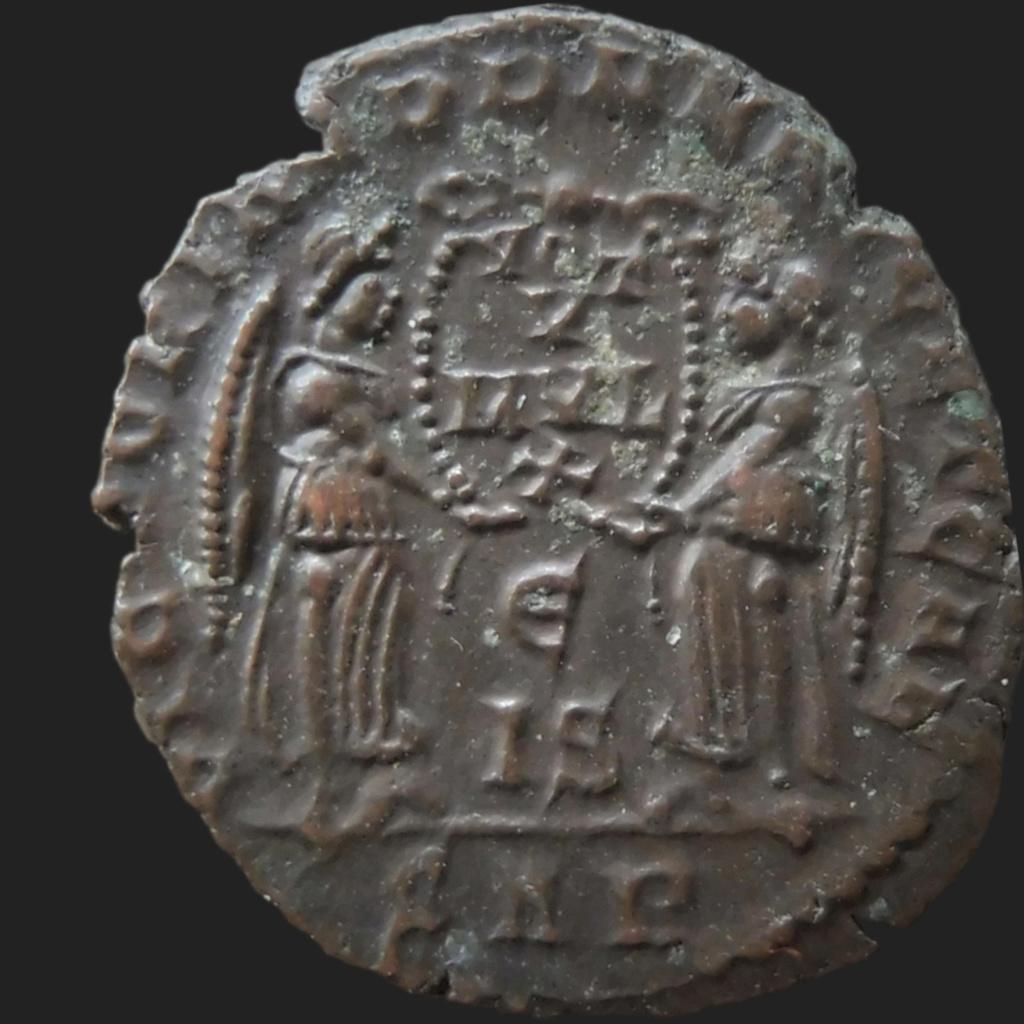Constantin II, Londres P1150413