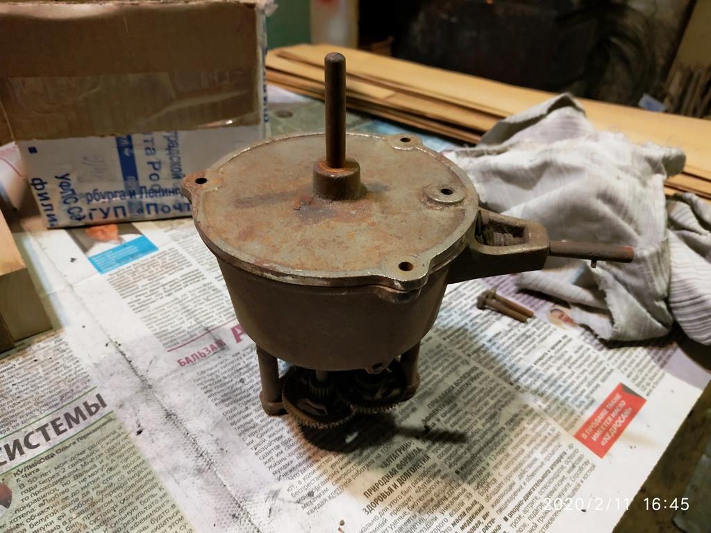 Двигатель от чего? Img_2026