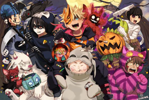 Halloween Event 2021 Hallow10