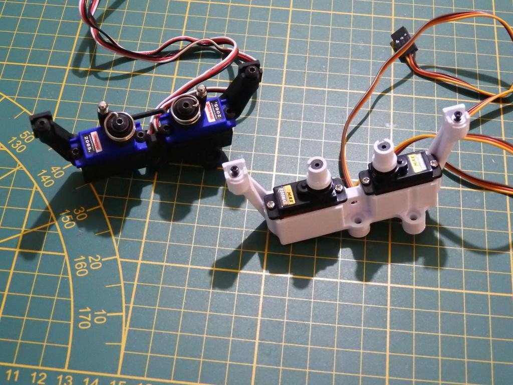 Micro servo en remplacement des 2065 du TRX-4 : différentiel et boite de vitesse - Page 7 Dscn1814