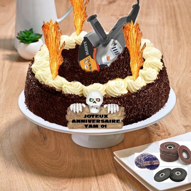 happy birthday boss.... Gateau10